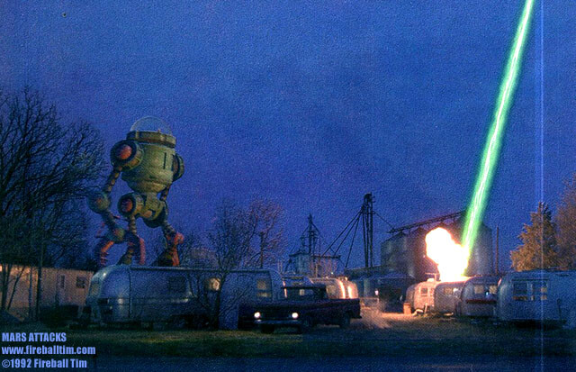 MARS ATTACKS - www.fireballtim.com