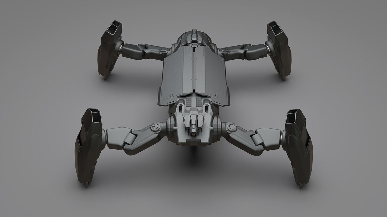 Alex ichim dragonfly concept view1