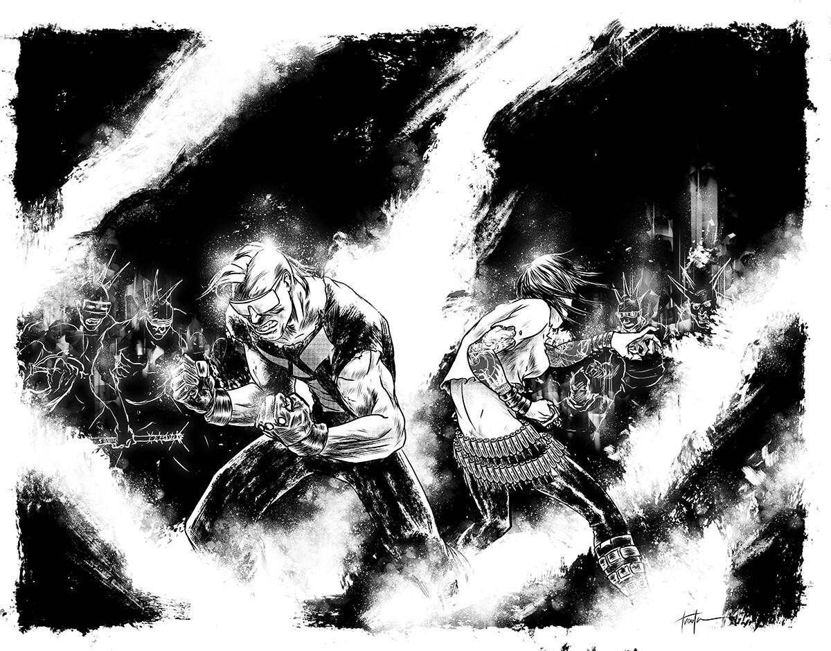 Metal Fury!