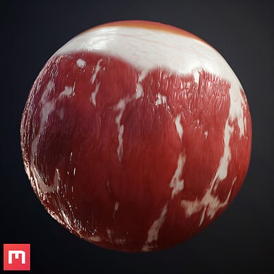 [Quixel Mixer] Fresh Meat Material