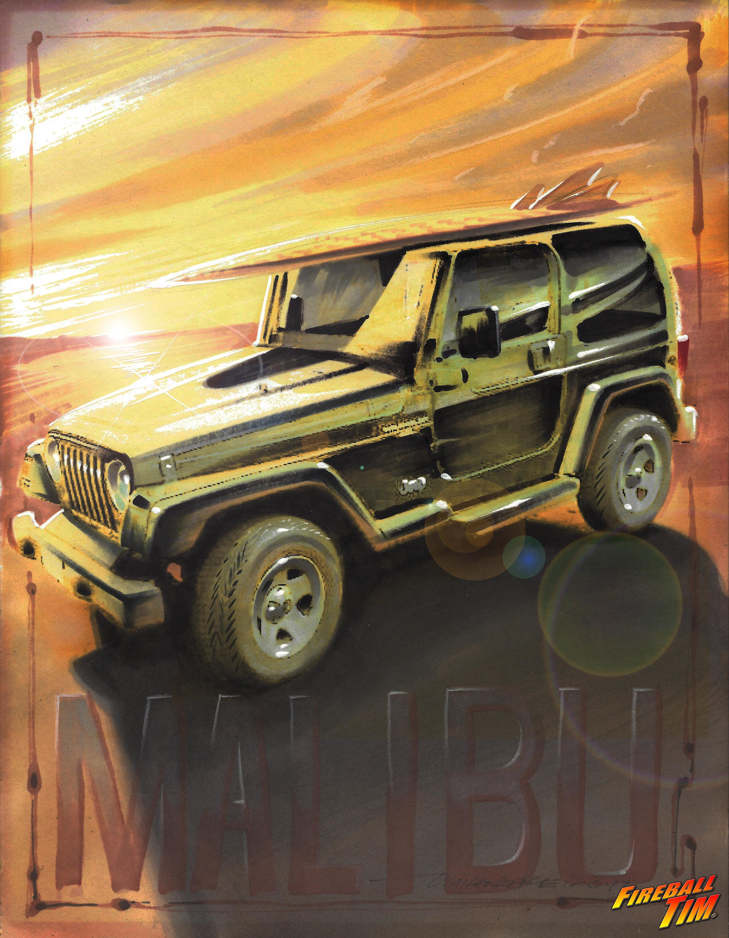 JEEP WRANGLER - PRIVATE CLIENT