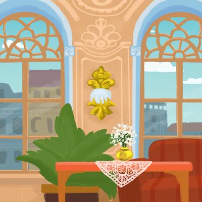 Andrey bychev andrey bychev venetian apartment