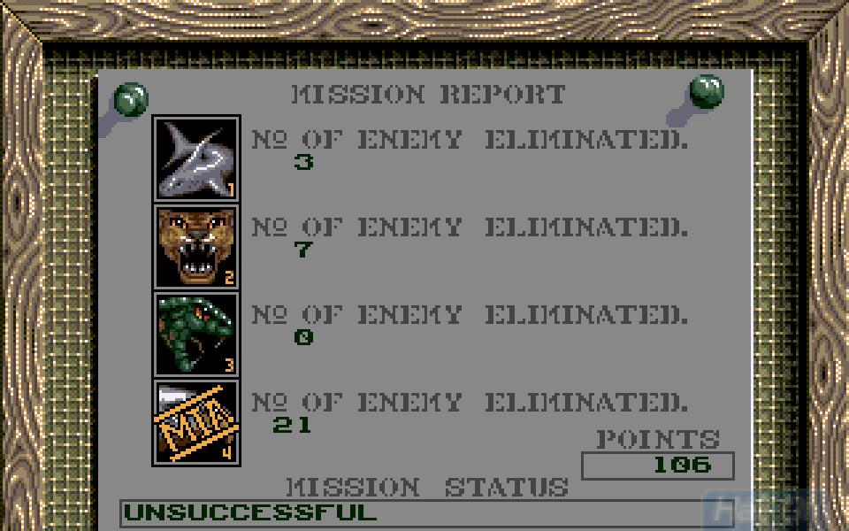 Mission Report
