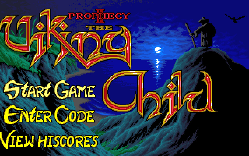 1991 - Prophecy 1: Viking Child - Atari ST / Amiga / PC-Dos