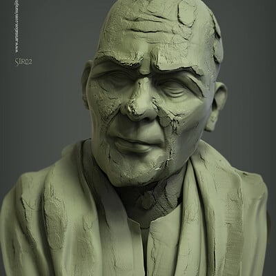 Surajit sen sir02 digital sculpture surajitsen dec201901
