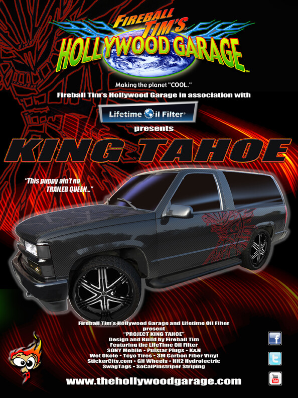 KING TAHOE - Client - Hubb Filters