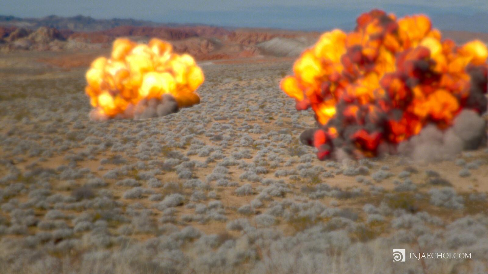 Explosion RND 001