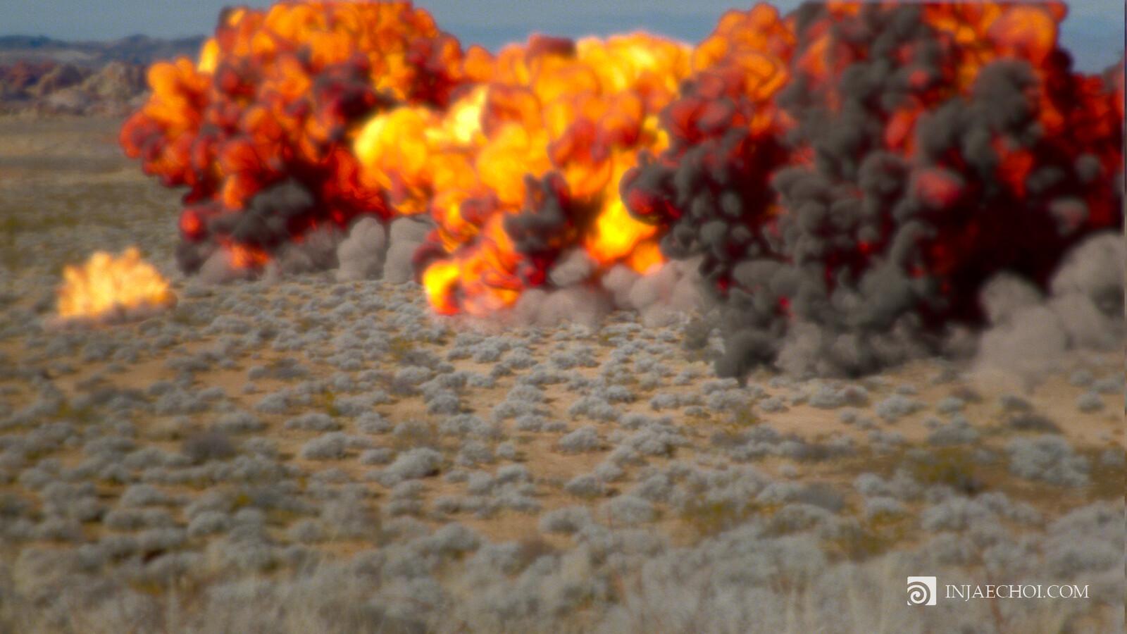 Explosion RND 002