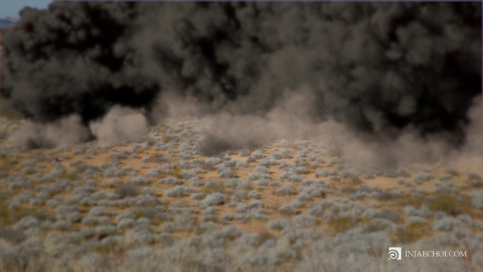 Explosion RND 004