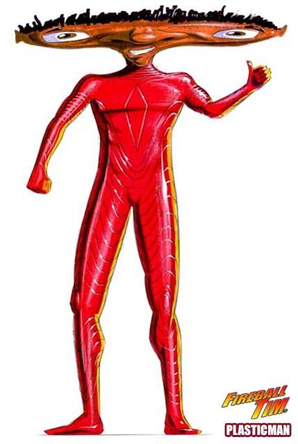 Plastic Man - PLASTIC MAN