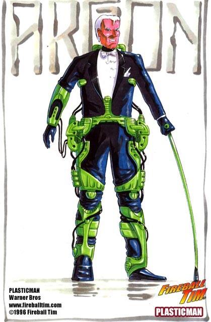 Argon - PLASTIC MAN