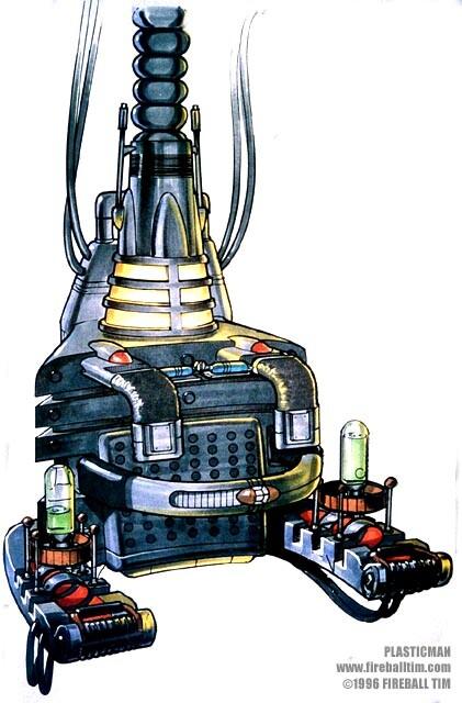 ElectroUnit - PLASTIC MAN
