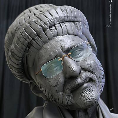 Surajit sen babu digital sculpture surajitsen dec2019a