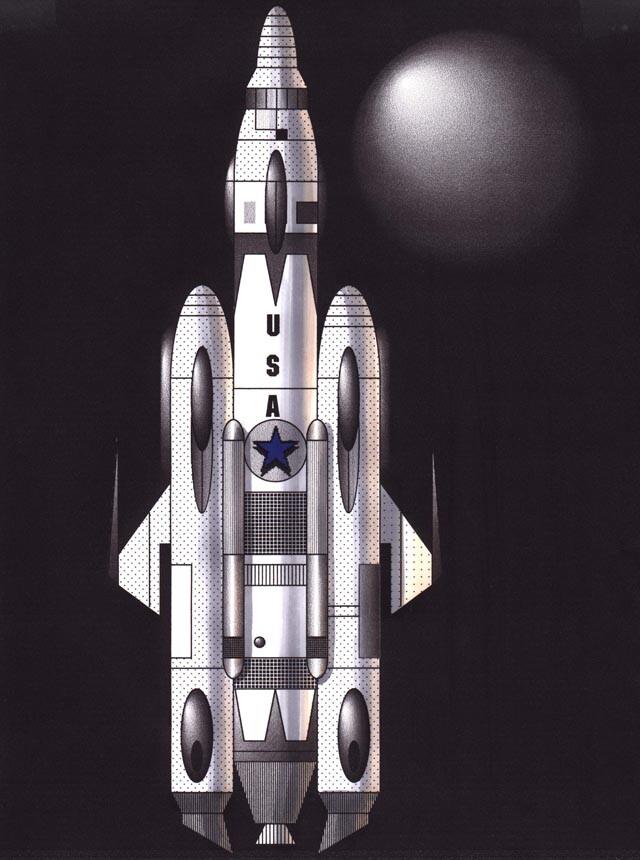 NASA BUSTER