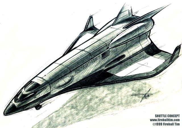 SPACE SHUTTLE - O'NEILL