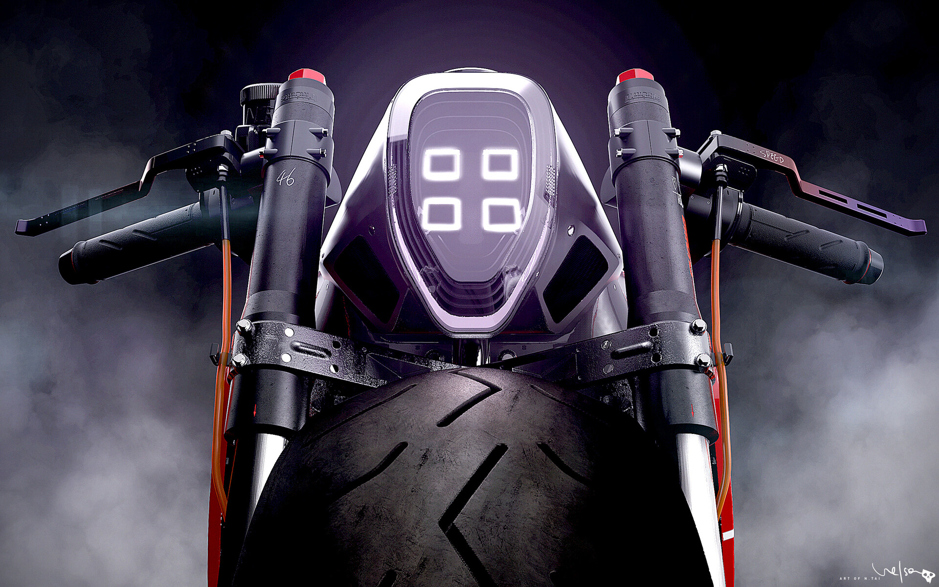 Nelson tai nzr500 dsgn bike hex 001a