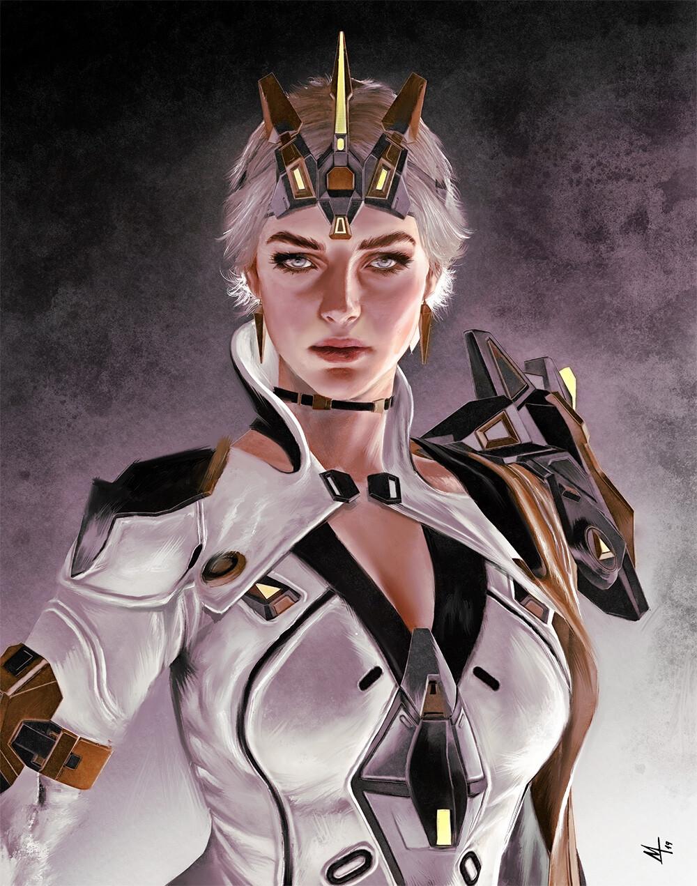 Ascendantone tribute ( Hera ).