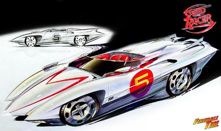 SPEED RACER - MACH5