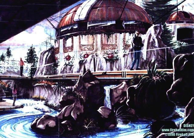 DISCOVERYLAND - Disneyland