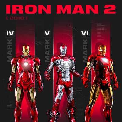 Nick tam evolutionof ironmans suits decade holiday2019 01b5