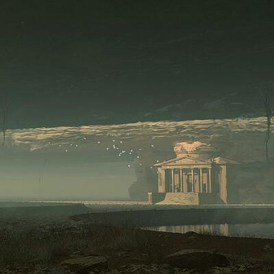 Maxim mitenkov underground temple