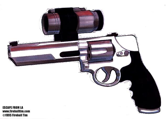 Snake's Pistol