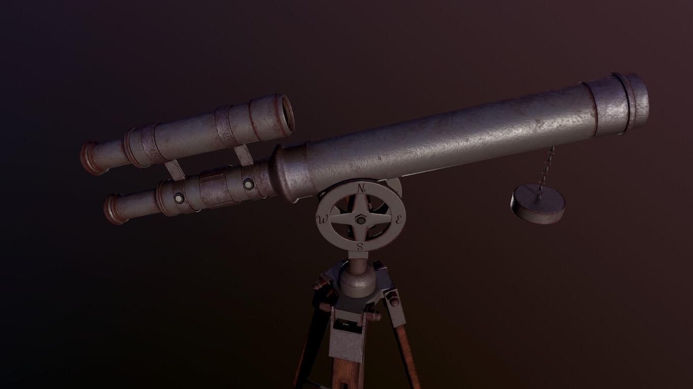 Diego fayos diegofayos old telescope 1 a2bc79fc 1bmq