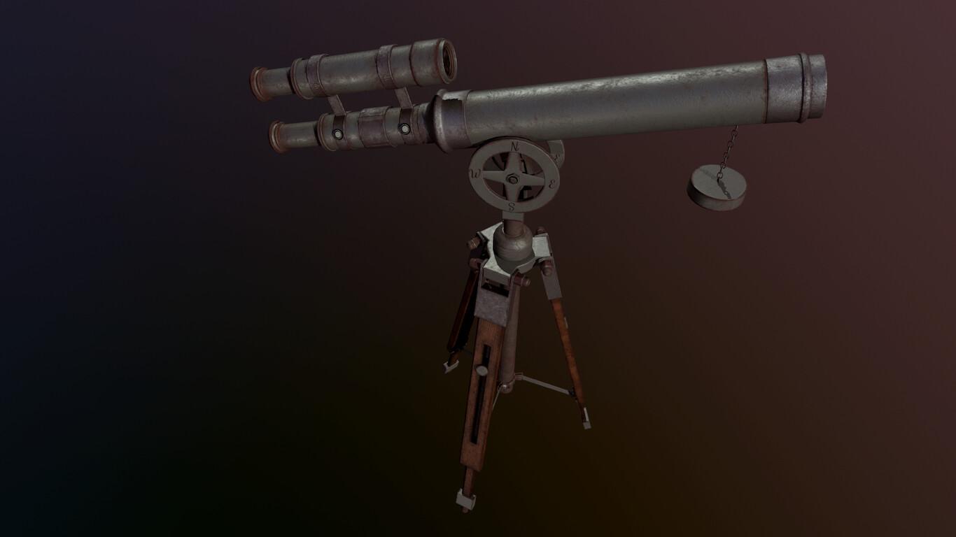 Diego fayos diegofayos old telescope 5 d35f161f 1bmq
