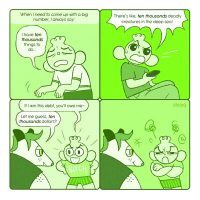 Scotty hervouet strip24