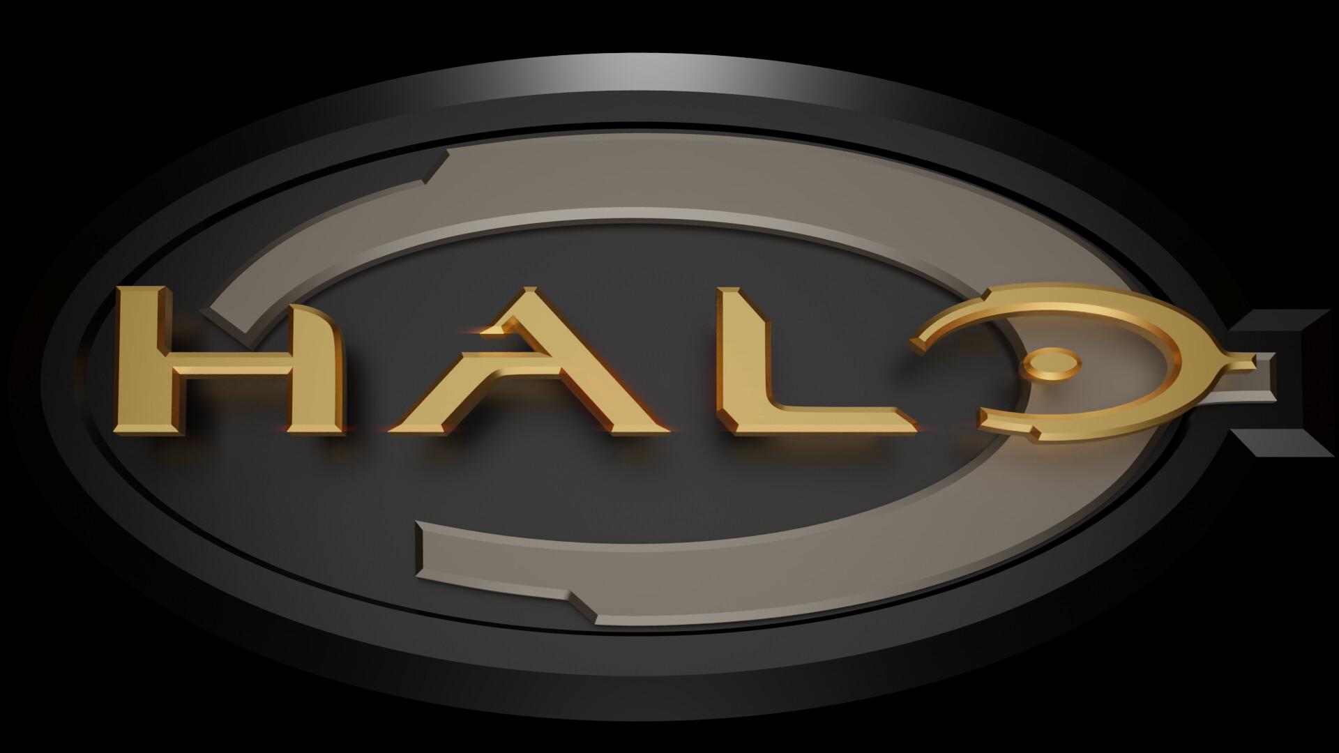 Artstation 3d Halo Logo Dan Tetreault Most relevant best selling latest uploads. artstation 3d halo logo dan tetreault