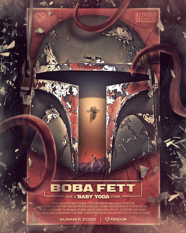 Boba Fett, Not a Baby Yoda Story