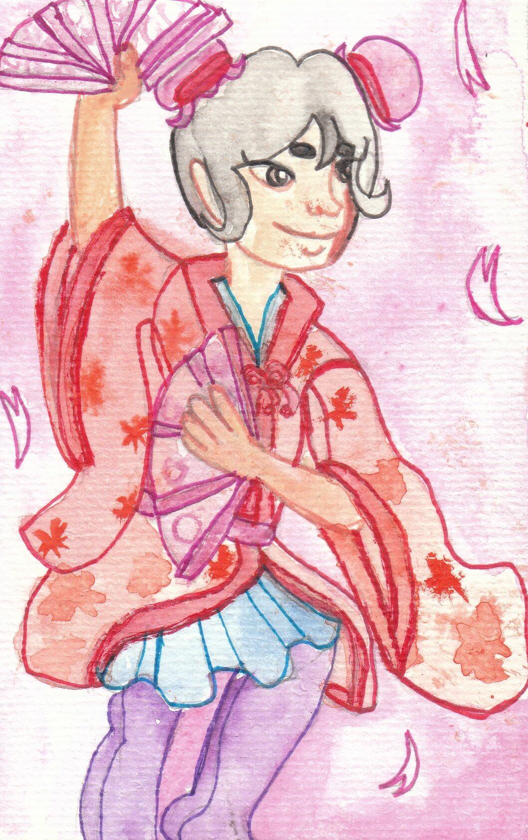 Anei ragdowl cd japon danse traditionnelle