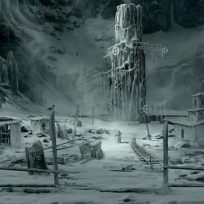 Maxim mitenkov frozen mine