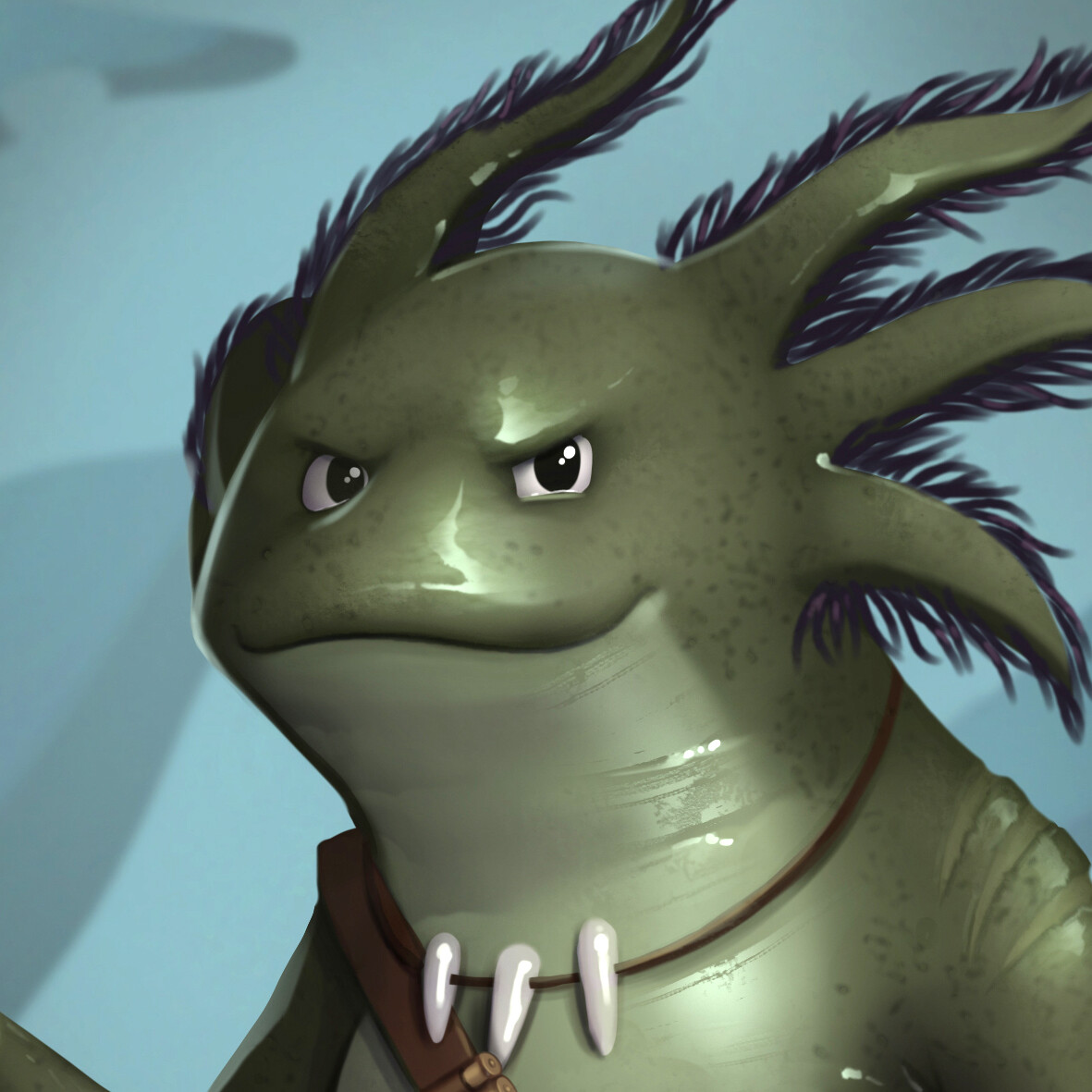 Mauricio morali axolotl avatar2