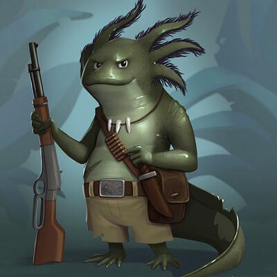 Mauricio morali axolotl2