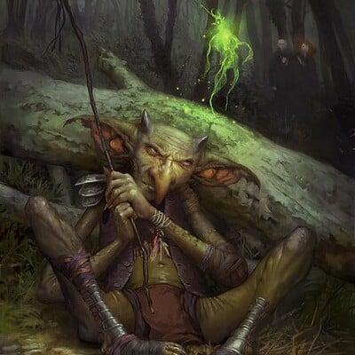 Jasamasu Forest Goblin (r)