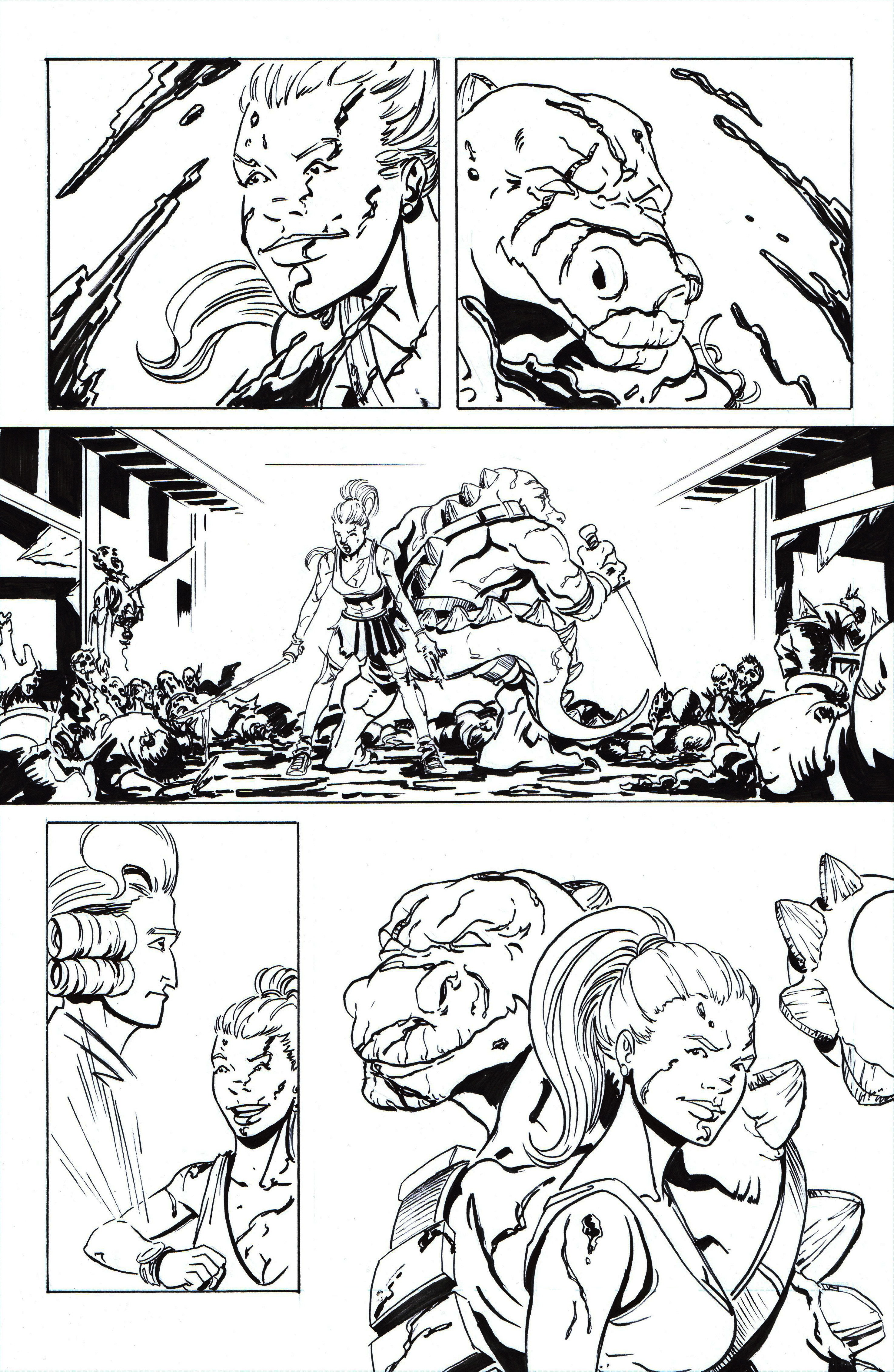 Slayer BnB One shot Intro Page 3.
