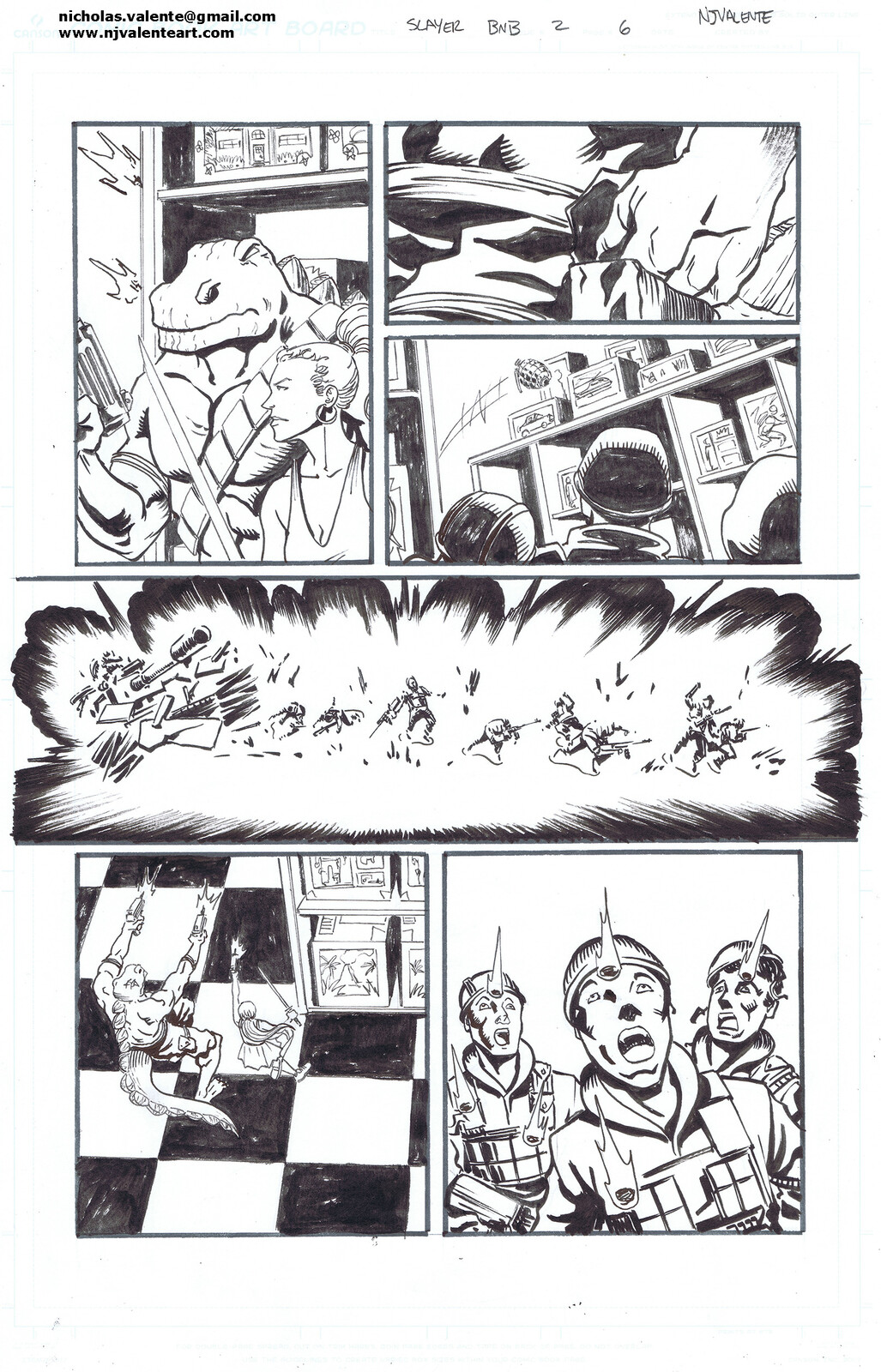 Slayer BnB Chapter 1 Page 6
