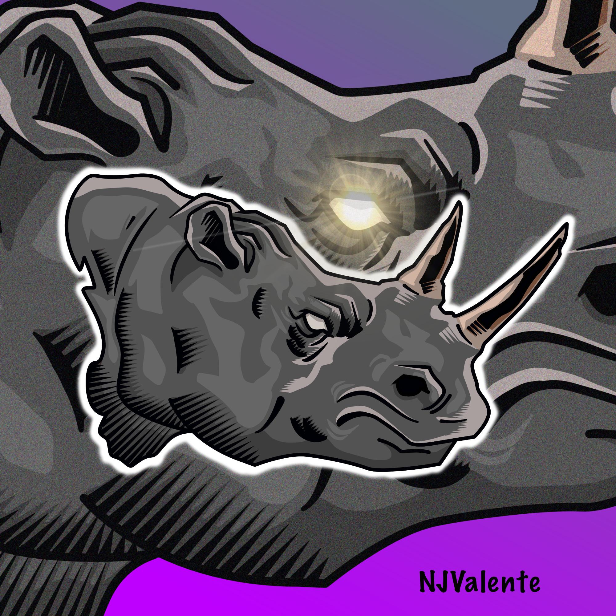 Vector illustration for merchandise development.