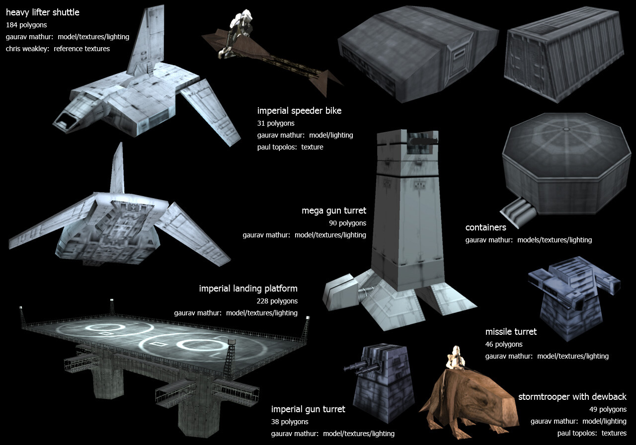 Imperial Props
