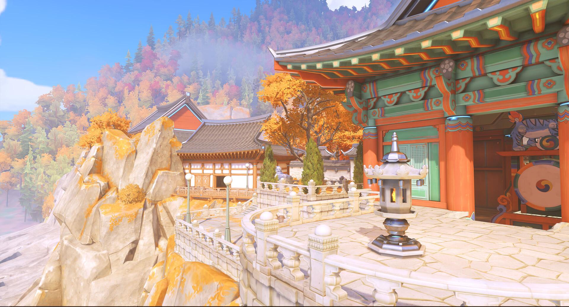 Helder pinto busan temple 12