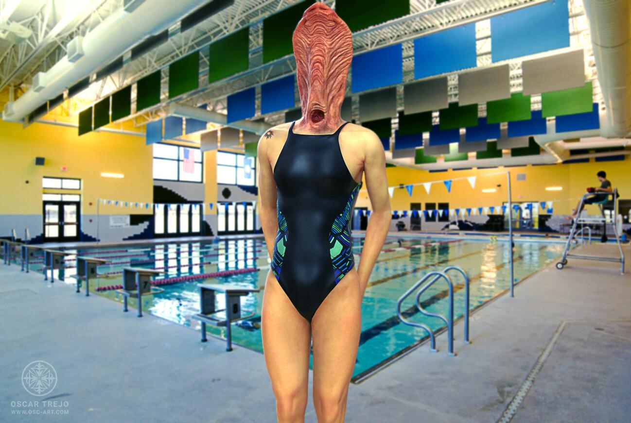 Oscar trejo swimmer3
