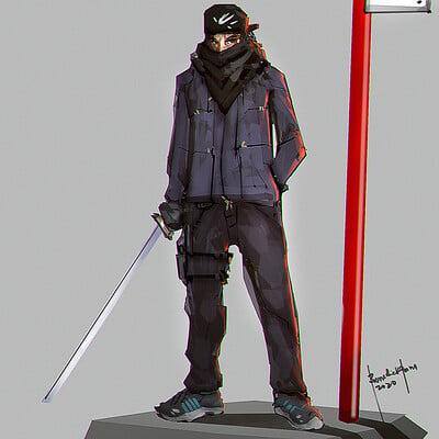 Benedick bana ninjapunk3