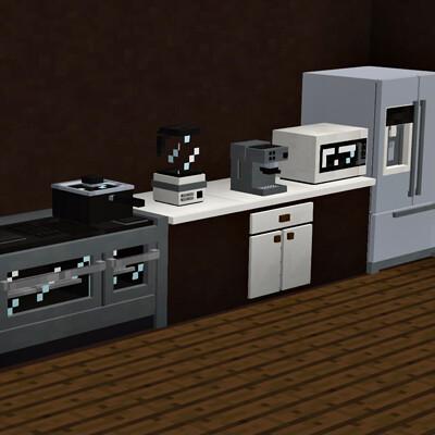 Athina lau kitchen