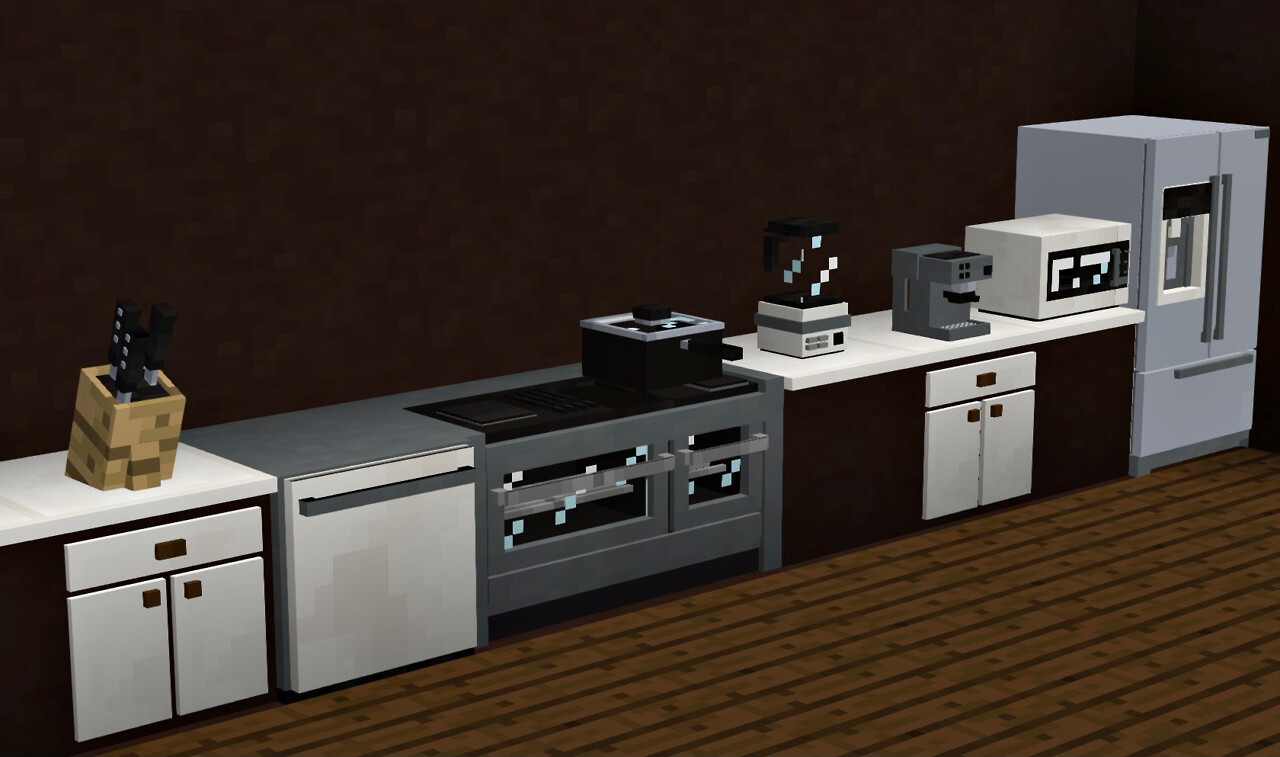 Furniture #5 - Kitchen