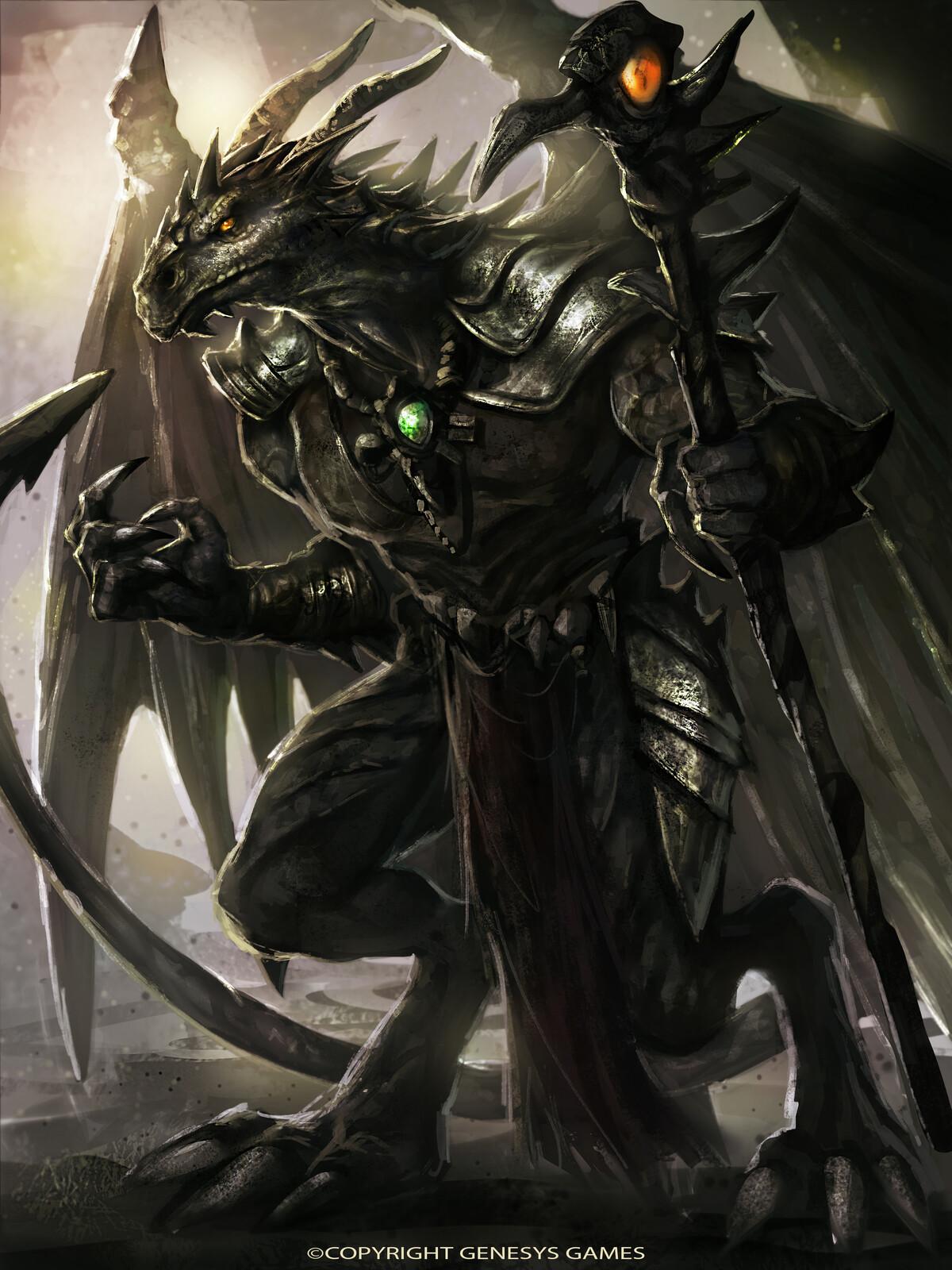 Karthru'ak Empire-Genesys Project