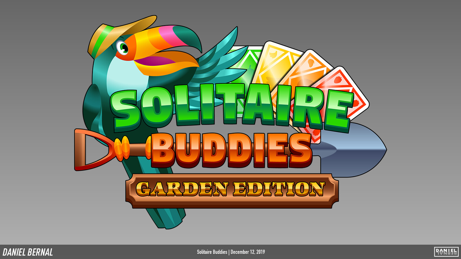 Solitaire Buddies: Garden Edition
