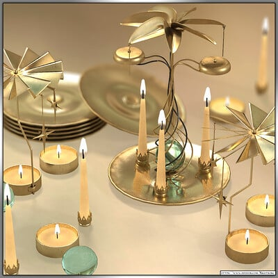Mary williams 2019 12 candle mobiles 0003