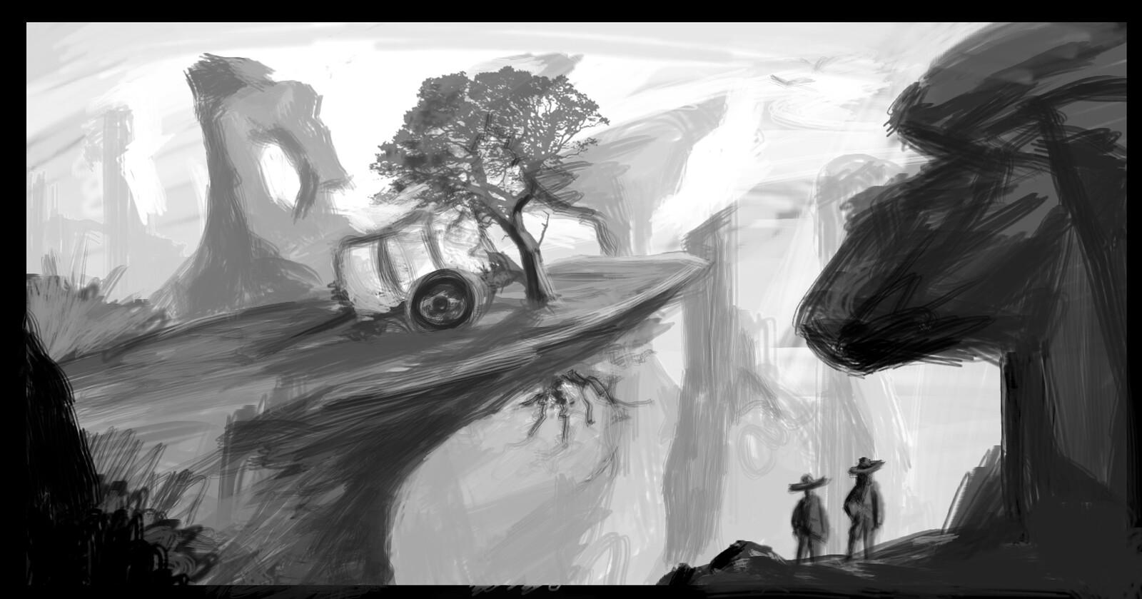 skt Wild West Tree