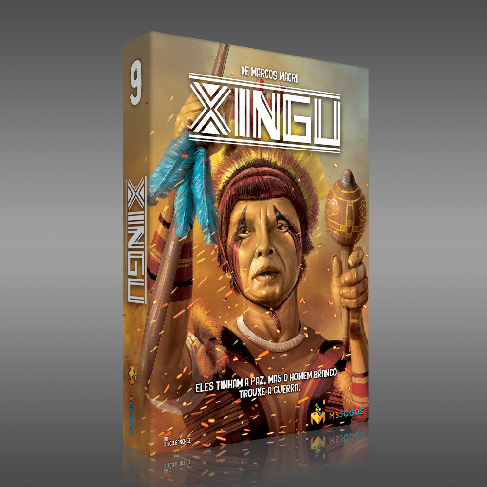 Box cover 3D